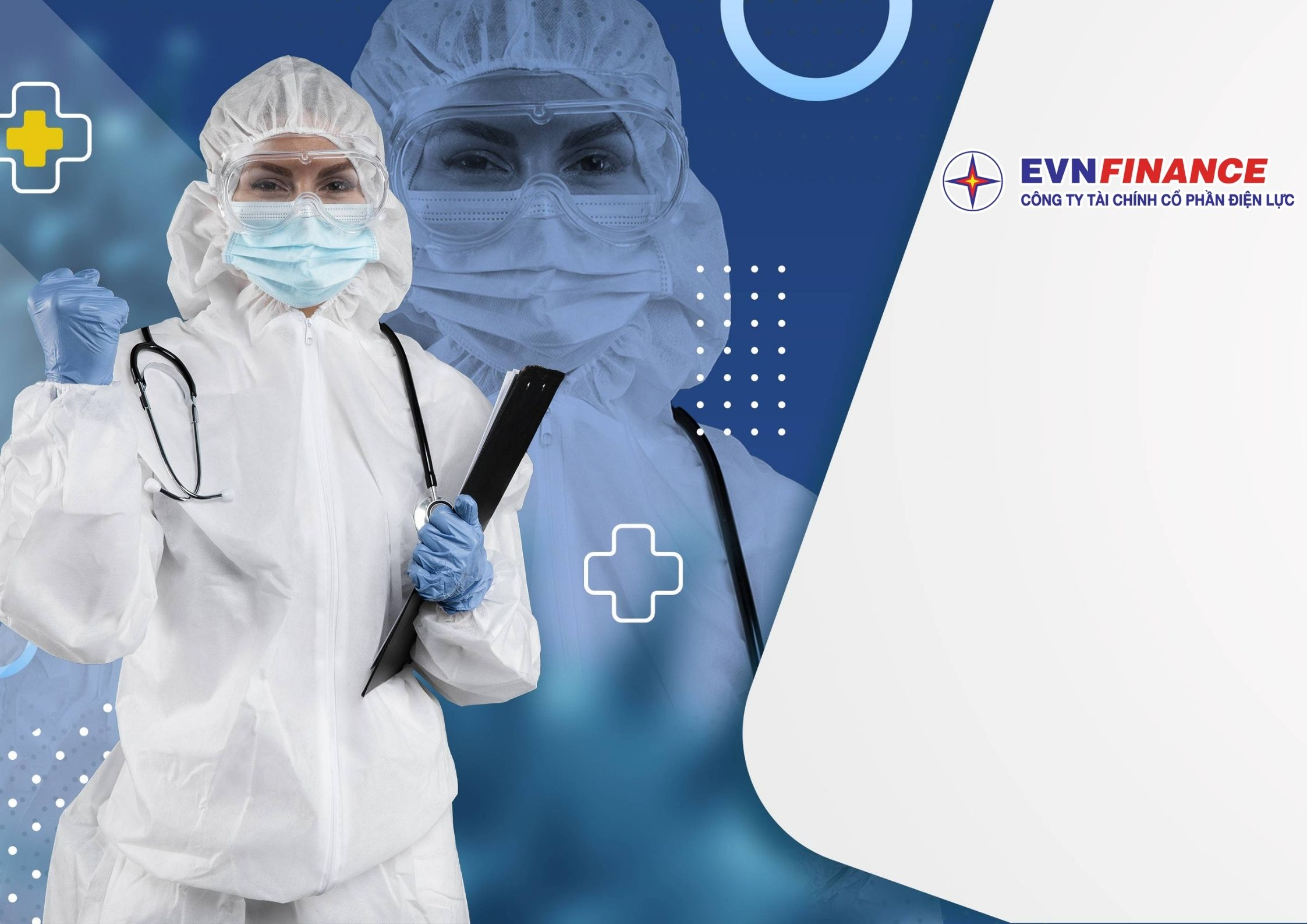 EVNFinance chung tay ủng hộ phòng chống dịch COVID-19
